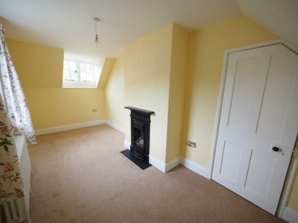 Cottage - Bedroom...