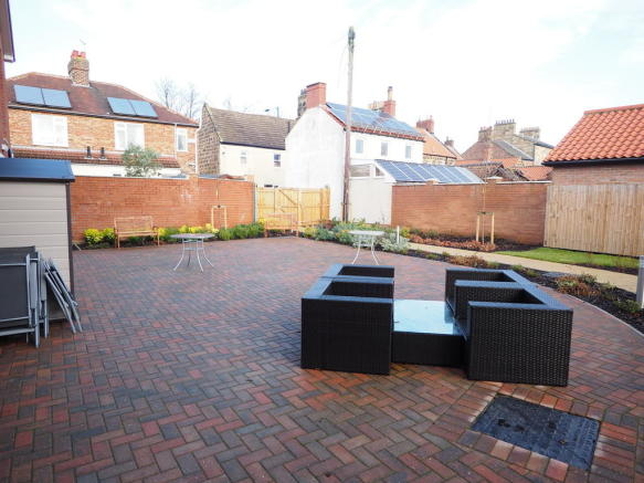 Communal Garden -...