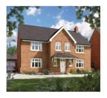 5 bed new house in Narrow Hall Meadow...