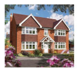 5 bed new home for sale in Narrow Hall Meadow...