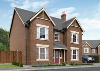 5 bedroom new home for sale in The Long Shoot, Nuneaton...