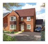 5 bed new property in Long Buckby Long Buckby...