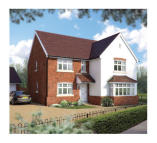 5 bed new property for sale in Long Buckby Long Buckby...
