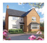 5 bed new property in Lower Stondon...