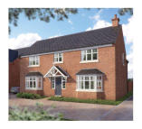4 bed new property in Lower Stondon...