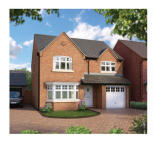4 bedroom new house in Stratford-upon-Avon...