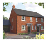 3 bedroom new house in Stratford-upon-Avon...