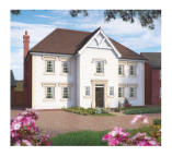 5 bed new house in Stratford-upon-Avon...