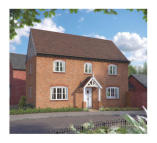 Stratford-upon-Avon new house for sale