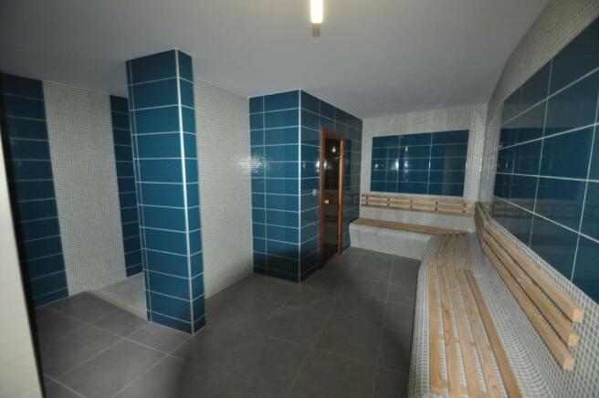 Sauna / Steam Room