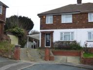 3 bedroom semi detached home in Drakes Avenue, Rochester