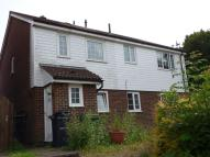 2 bed semi detached home in Willow Rise, Downswood...
