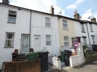 Terraced property in Dover Street, Maidstone