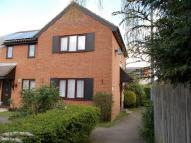 semi detached property in Barleyfields, Thurston