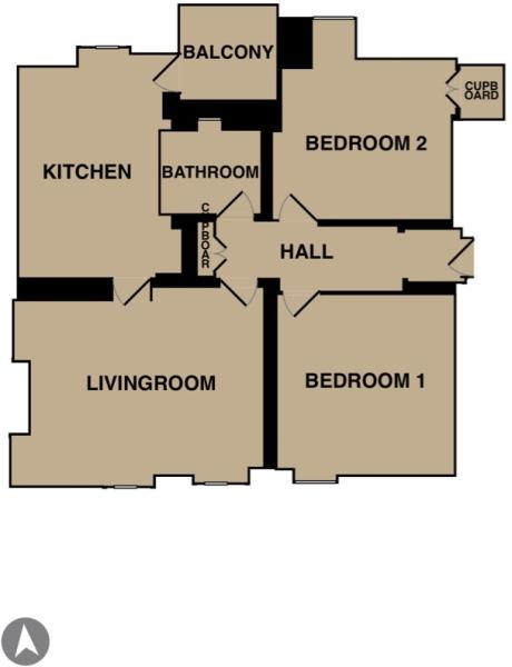 Approximate layout
