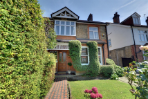 Queen Annes Grove semi detached house for sale