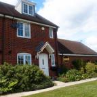 Town House in Harebell Drive, Yaxley...