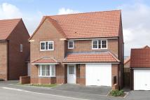 4 bed new home in Kingfisher Drive, Whitby...