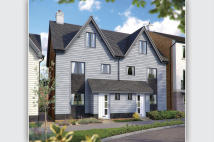 3 bed new home in Harbour Road, Seaton...