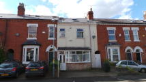 5 bed Terraced home in Lonsdale Road, Edgbaston...