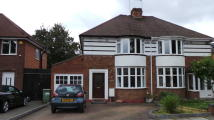 3 bed semi detached property to rent in Colebourne Road...