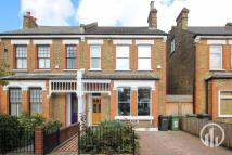 Terraced house to rent in Davenport Road, London