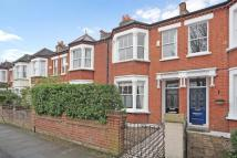 Terraced home to rent in Faraday Road Wimbledon