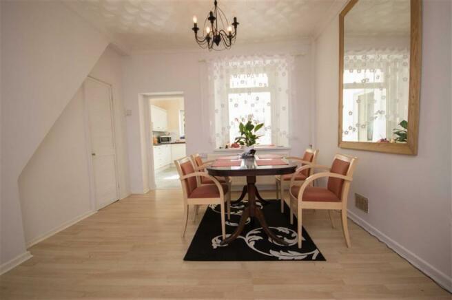 Open Plan Lounge Din