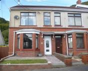 semi detached house for sale in School Road, Neath