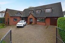 5 bed Detached house for sale in Woodburn Drive, Swansea...