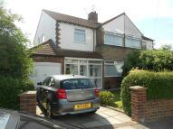 3 bedroom semi detached property to rent in Waylands Drive, Woolton