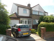 semi detached house to rent in Waylands Drive...