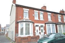 3 bed End of Terrace home to rent in Cunliffe Road, Blackpool