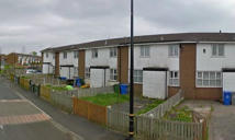 Terraced home in Derbyshire Road, M31