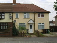 Terraced house in Oxlow Lane, Dagenham...