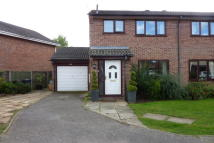 semi detached home in Romsey