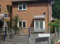 Chadwick Way  Terraced house to rent