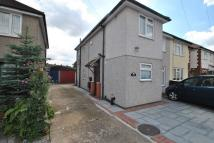 semi detached home in Carnforth Gardens...