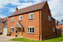 new property in The Village, Dymock...