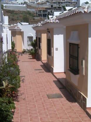 walkway entrance