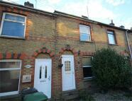 Terraced home in Kings Road, Halstead...