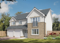 4 bedroom new property for sale in Westfield, Broxburn...