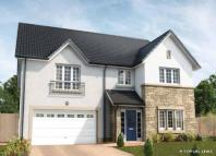 new house for sale in Blacklands Place, Lenzie...