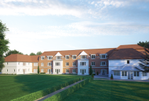 2 bedroom new Apartment in Icknield Place, Goring...