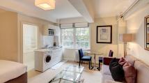 Studio flat in Fulham Road, Chelsea, SW3