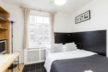 Studio flat in North Gower Street...