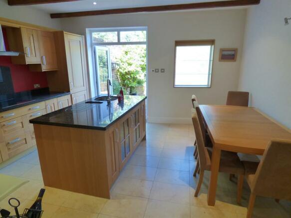 Kitchen/Dining Area Alt