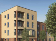 2 bedroom new Apartment in Laxton Close...