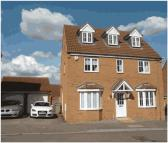 5 bed property in Landseer Close...