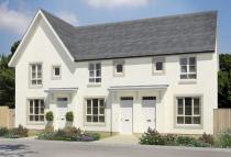 3 bedroom new property for sale in Drip Road, Stirling, FK8